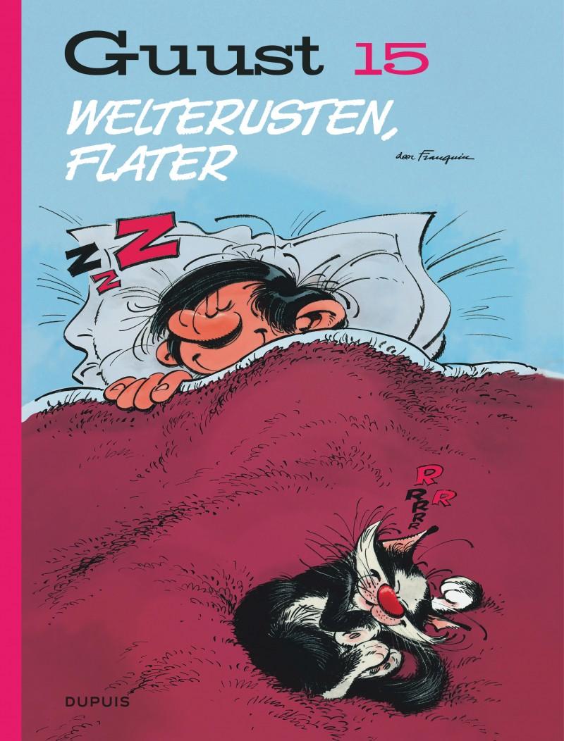 Guust Chrono - 60 jaar - tome 15 - Welterusten, Flater