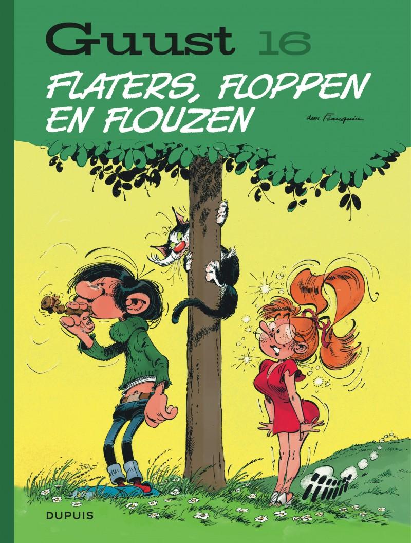 Guust Chrono - 60 jaar - tome 16 - Flaters, floppen en flouzen