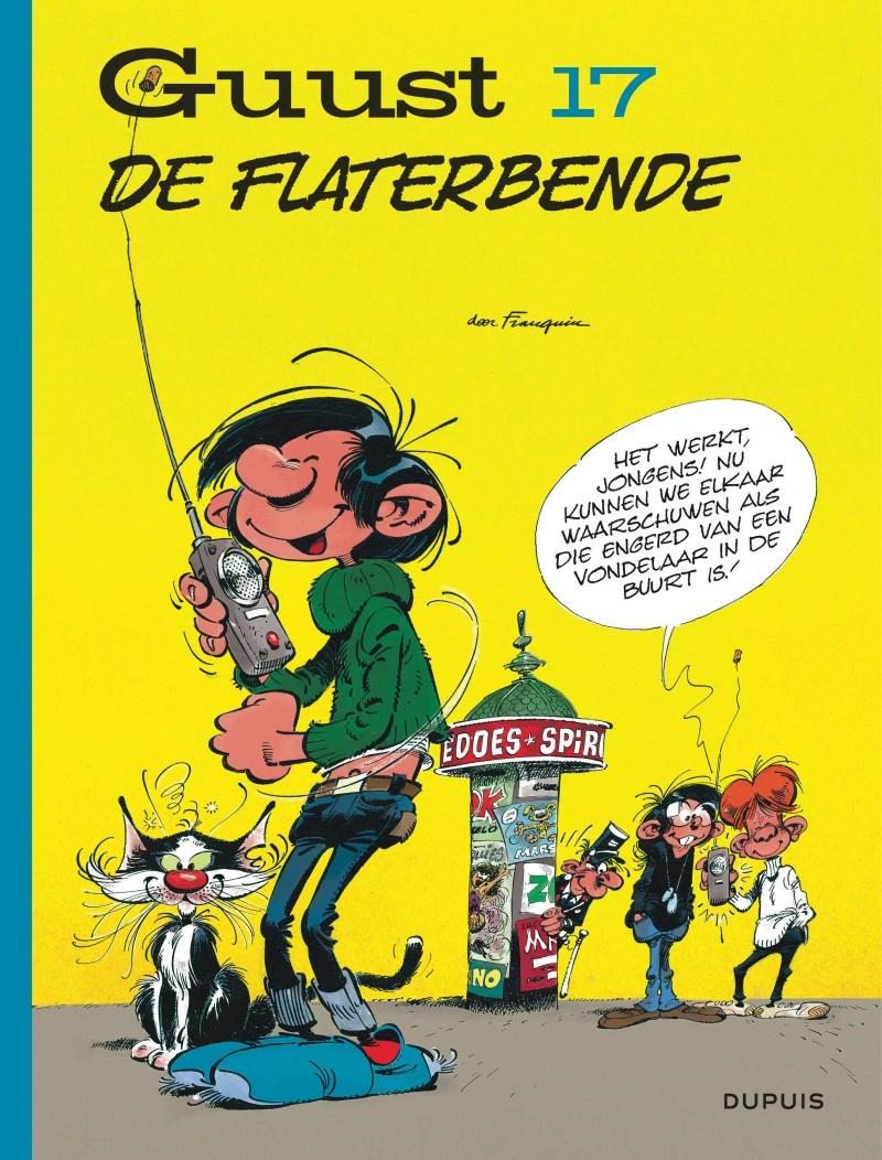 Guust Chrono - 60 jaar - tome 17 - De Flaterbende