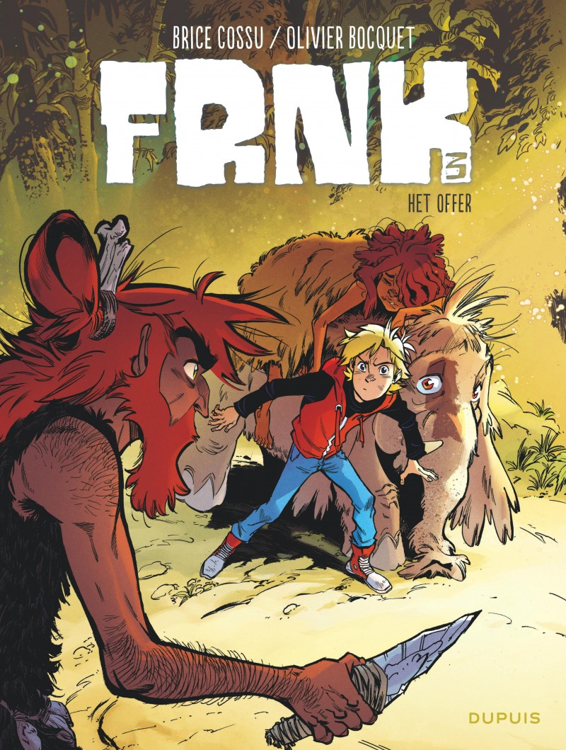 FRNK - tome 3 - Het offer