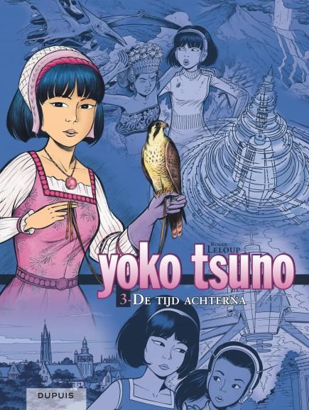 Yoko Tsuno - Integraal - De tijd achterna (Integraal 3)