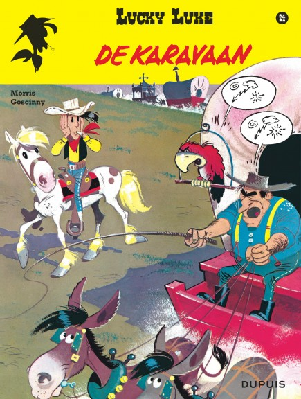 Lucky Luke (new look) - De karavaan