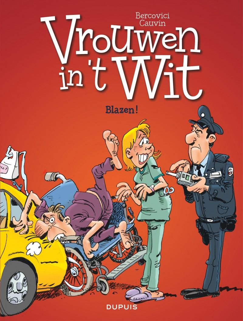 Vrouwen in't wit - tome 40 - Blazen!