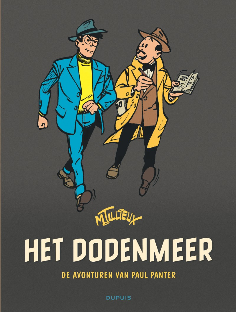 Paul Panter - tome 1 - Het dodenmeer