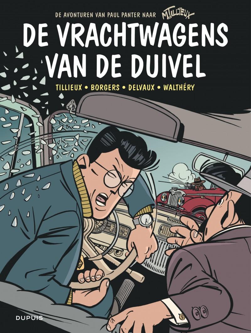 Paul Panter - tome 2 - De vrachtwagens van de duivel