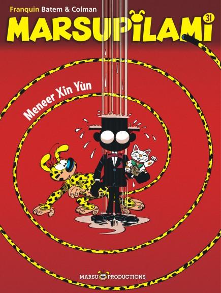 Marsupilami - Meneer Xin Yun