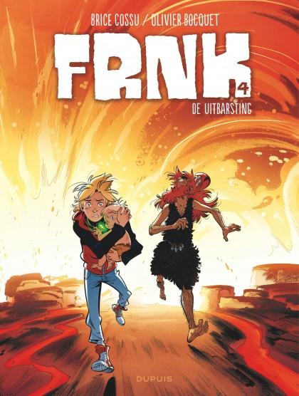 FRNK - De uitbarsting