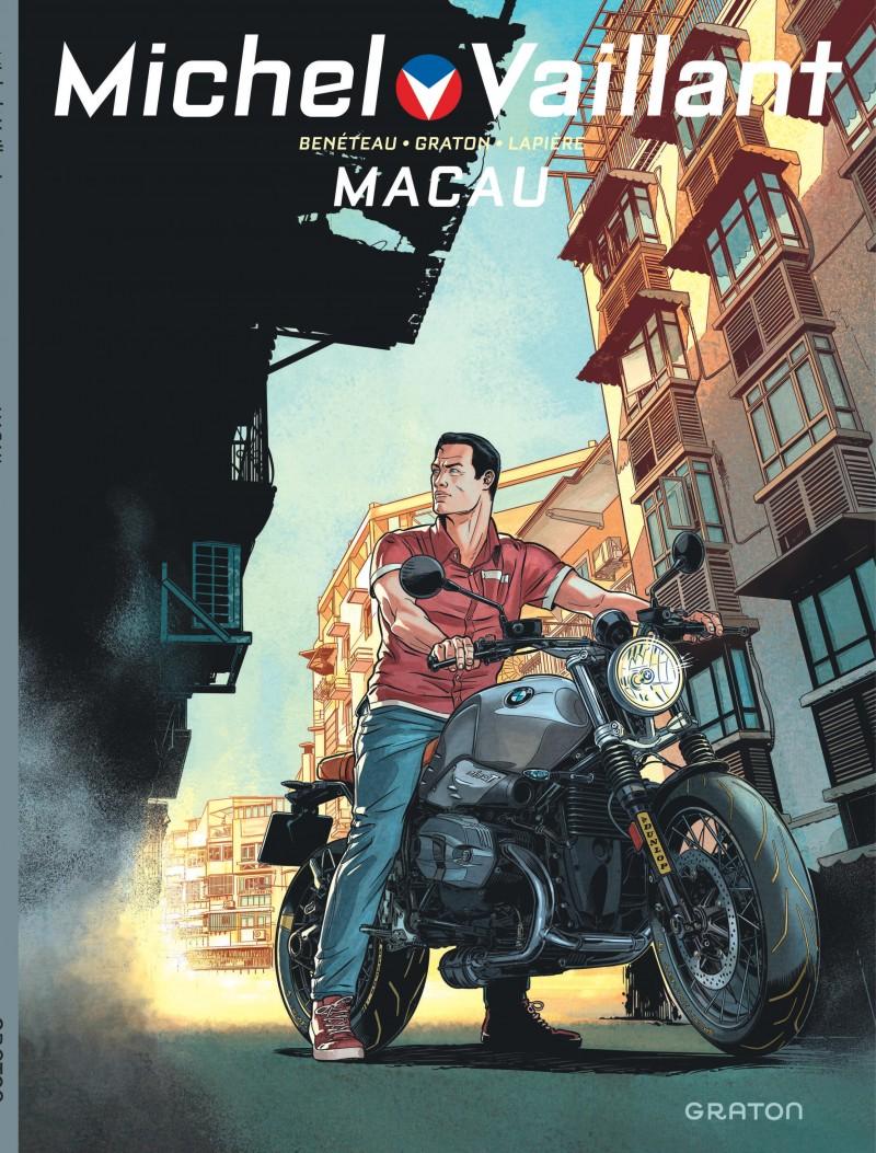 Michel Vaillant - Seizoen 2 - tome 7 - Macau