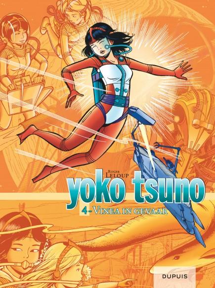 Yoko Tsuno - Integraal - Vinea in gevaar (Integraal 4)