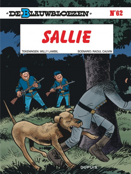 Blauwbloezen, De - Sallie