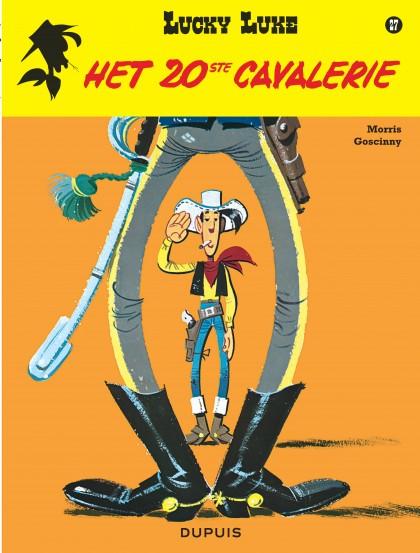 Het 20ste cavalerie
