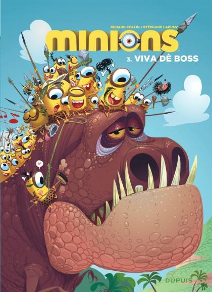 The Minions - Viva de boss