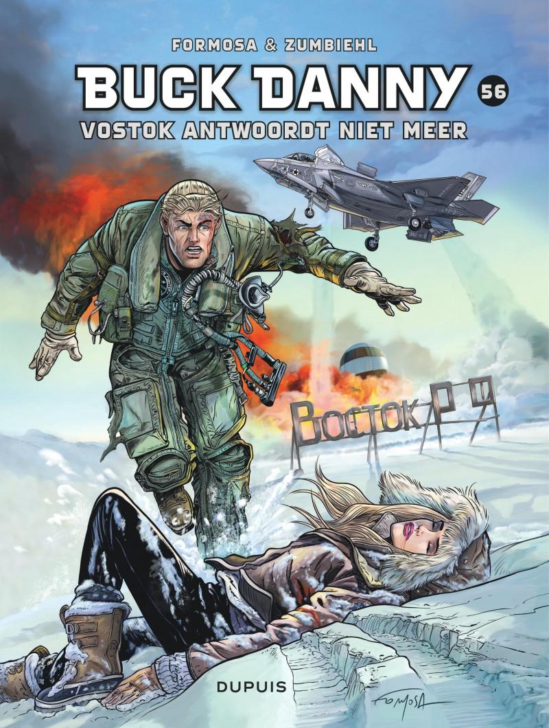 Buck Danny - tome 56 - Vostok antwoordt niet meer ...