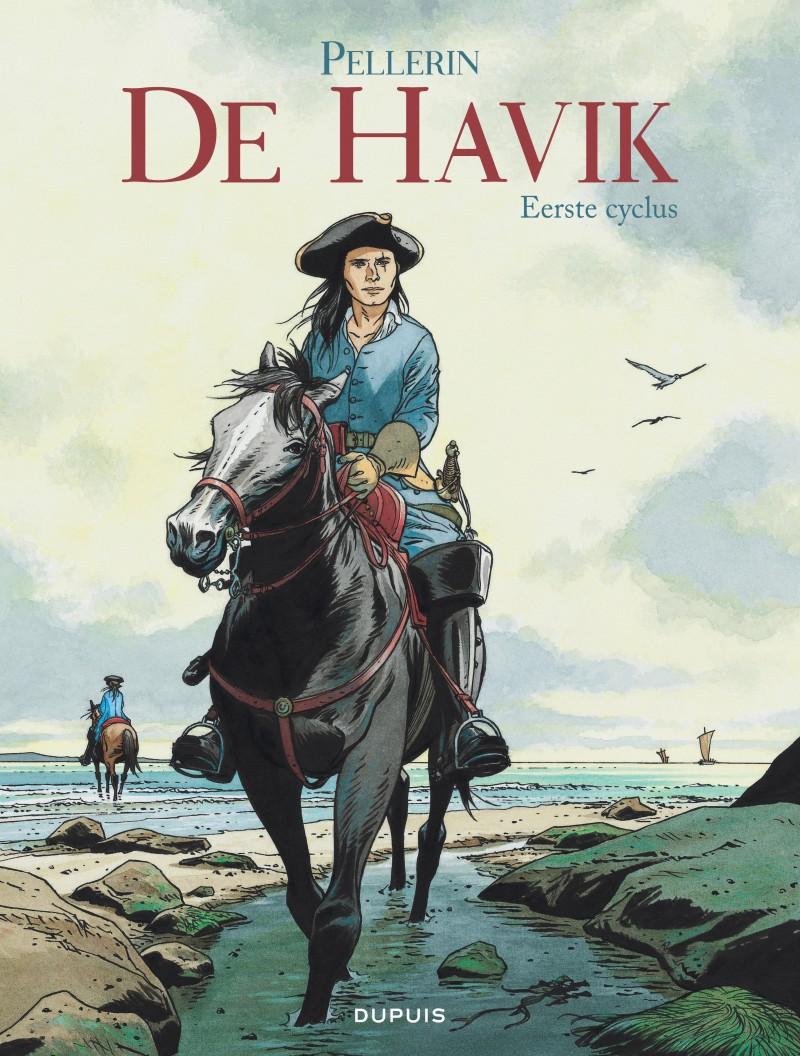 De Havik - Integraal - tome 1 - De Havik - Integraal 1 (1ste cyclus)