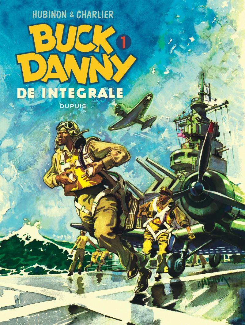 Buck Danny - Integraal - tome 1 - Buck Danny Integraal 1