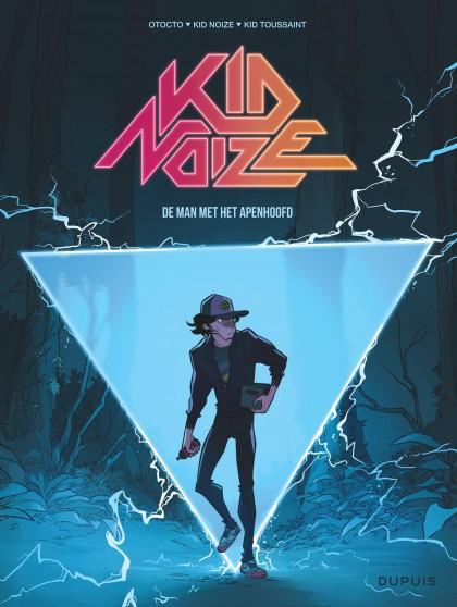 Kid Noize - De man met het apenhoofd