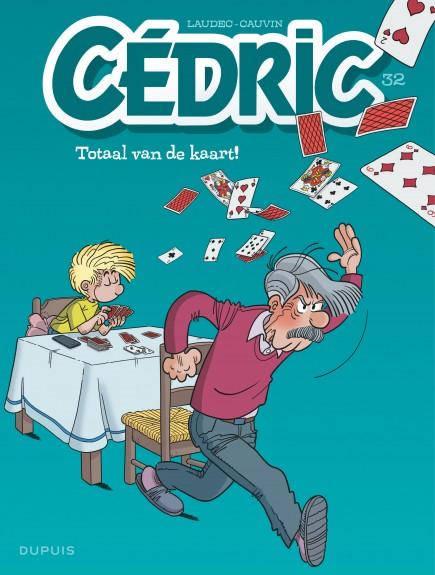 Cédric - new look - Totaal van de kaart!