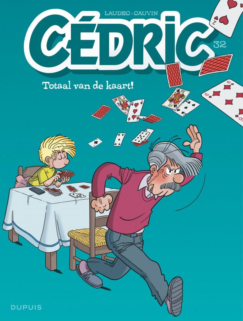 Cédric - new look - tome 32 - Totaal van de kaart!