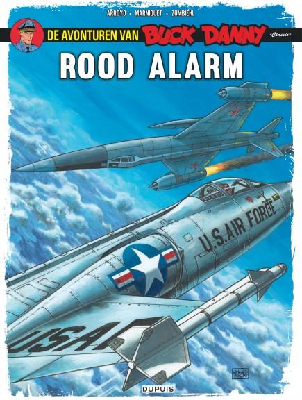 Buck Danny Classic - Rood alarm