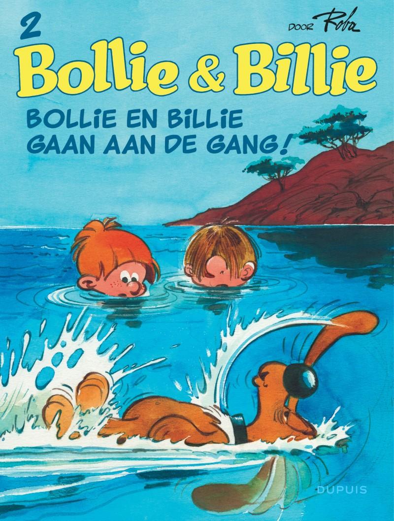 Bollie en Billie - tome 2 - Bollie en Billie gaan aan de gang!