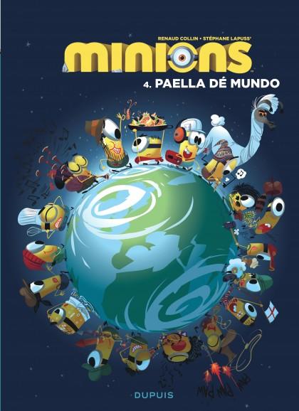 The Minions - Paella dé mundo