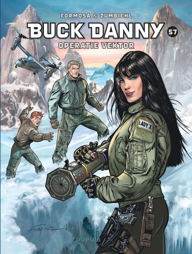 Buck Danny - tome 57 - Operatie Vektor