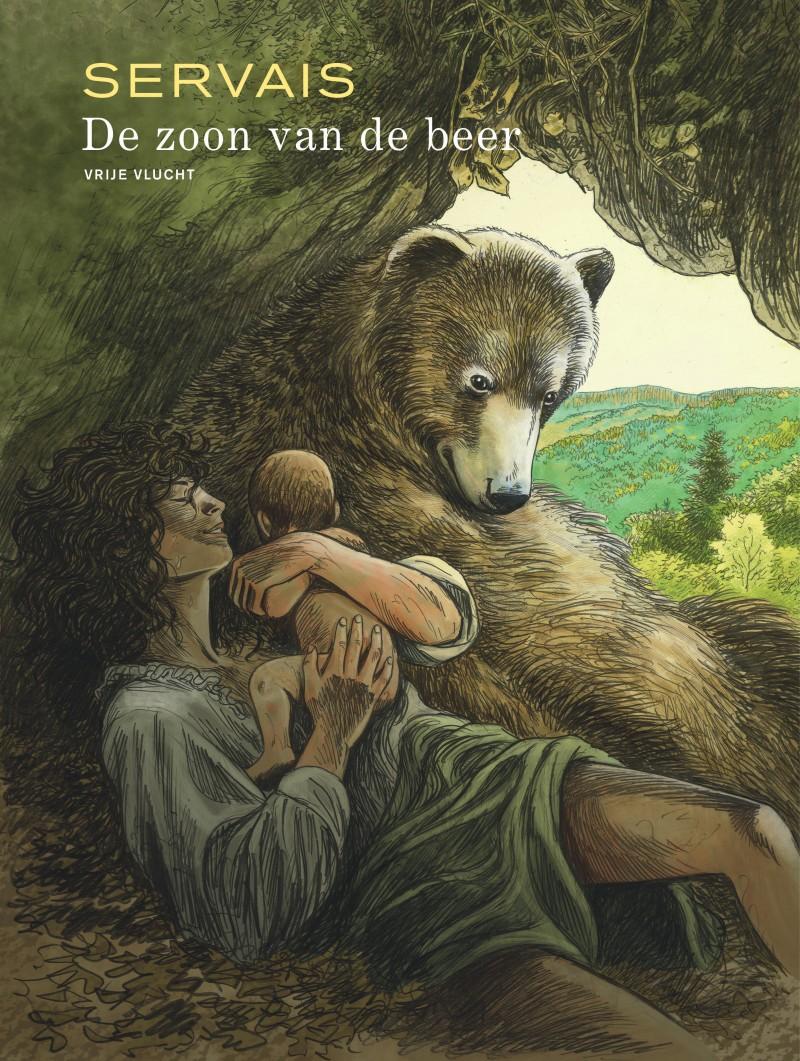 Le fils de l'ours - tome 1 - De zoon van de beer