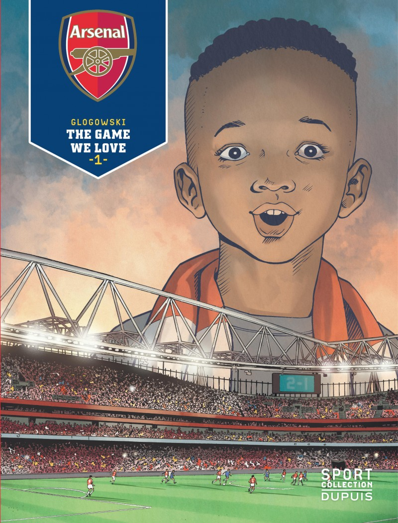 Arsenal - tome 1 - The Game We Love
