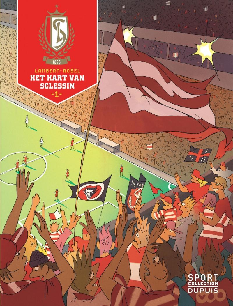 Standard de Liège - SC - tome 1 - In het hart van Sclessin