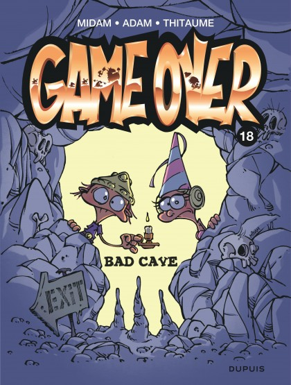Game over - Bad Cave