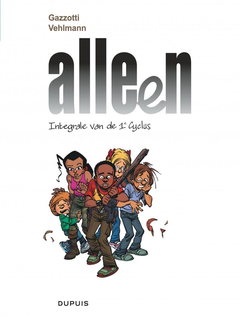Alleen - Integraal - tome 1 - Alleen - Integraal (deel 1-5)