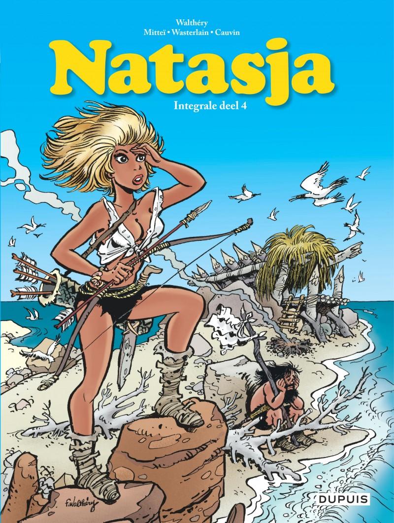 Natasja Integraal - tome 4 - Natasja integraal 4 (luxe Stribbel)