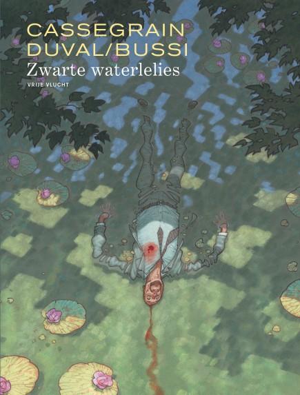 Zwarte waterlelies - Zwarte waterlelies