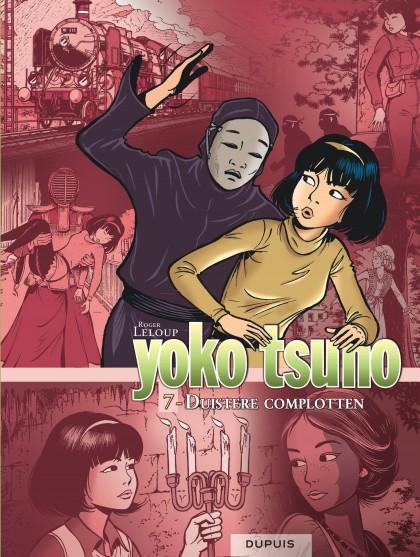 Yoko Tsuno - Integraal - Duistere complotten (Integraal 7)