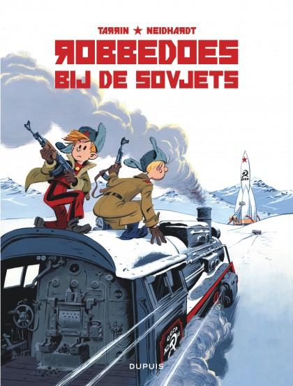 Robbedoes door  - Robbedoes bij de Sovjets