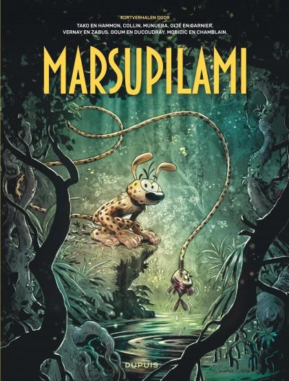 Marsupilami - kortverhalen - Marsupilami - kortverhalen