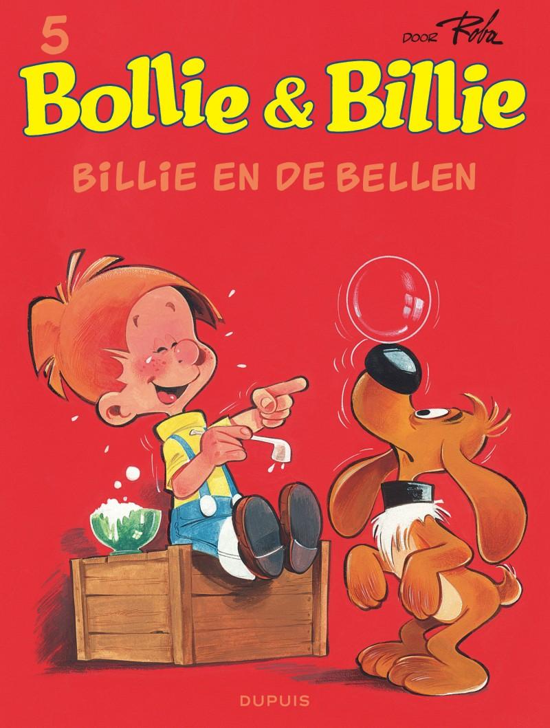 Bollie en Billie - tome 5 - Billie en de bellen