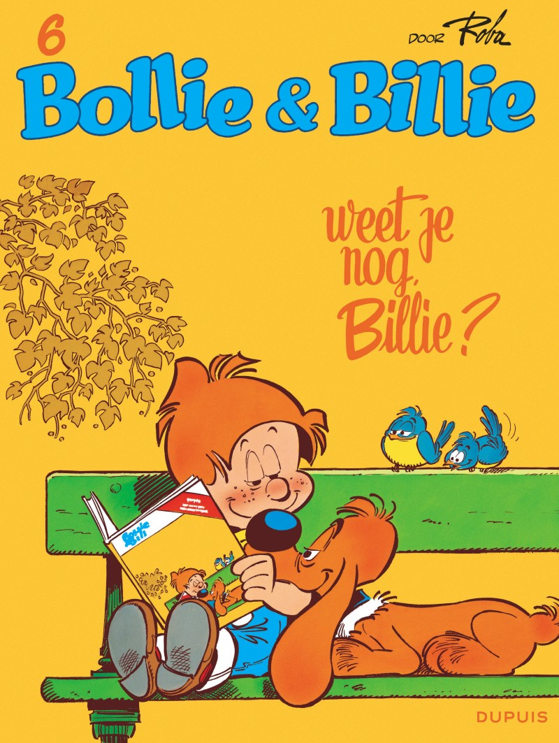 Bollie en Billie - tome 6 - Weet je nog, BIllie?