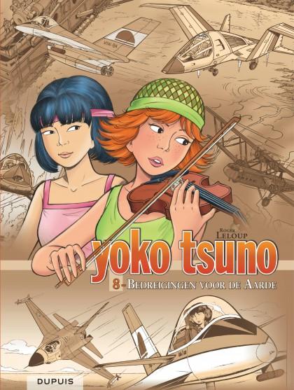 Yoko Tsuno - Integraal 8
