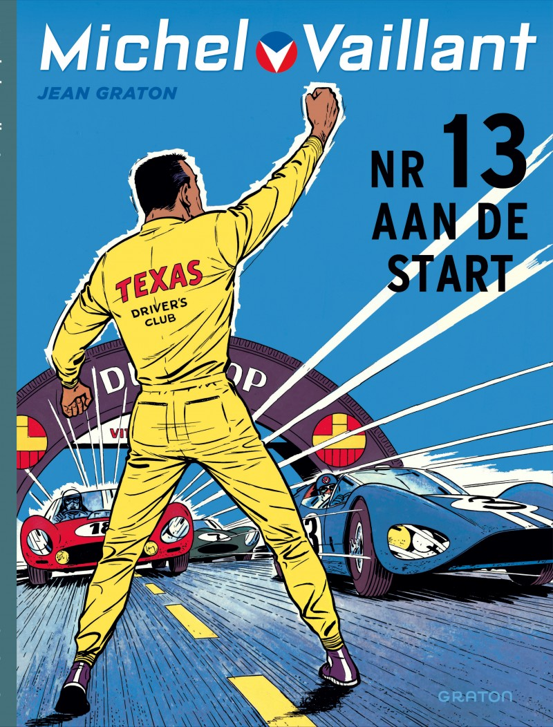 Michel Vaillant - tome 5 - Nr.13 aan de start