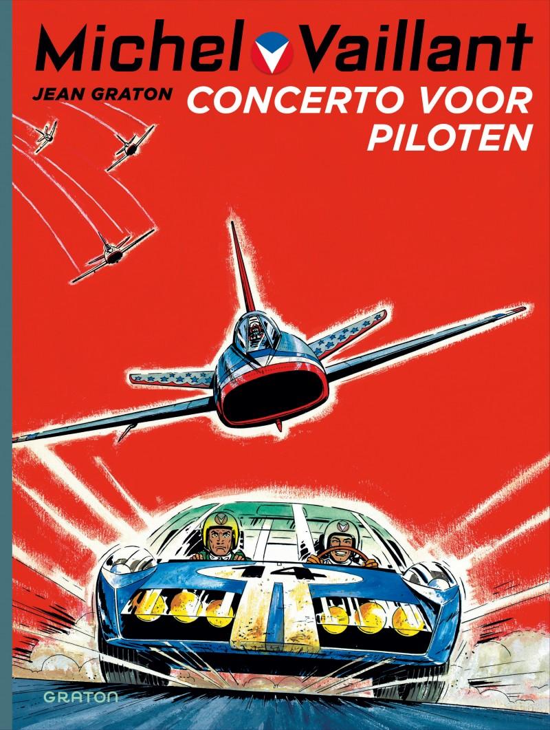 Michel Vaillant - tome 13 - Concerto voor piloten