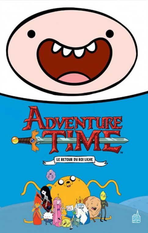 adventure-time-volume-1