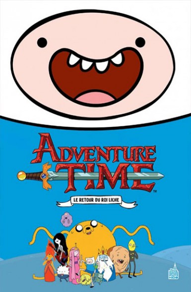 adventure-time-volume-1