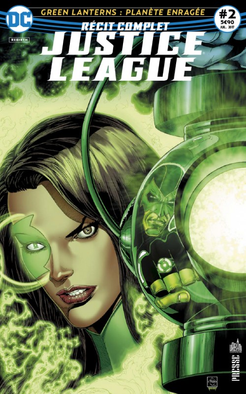 recit-complet-justice-league-2-green-lanterns