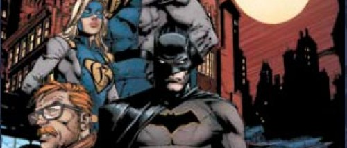BATMAN REBIRTH PRESSE