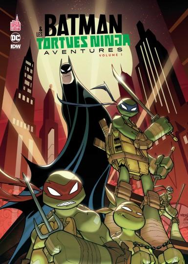 batman-et-les-tortues-ninja-aventures-tome-1