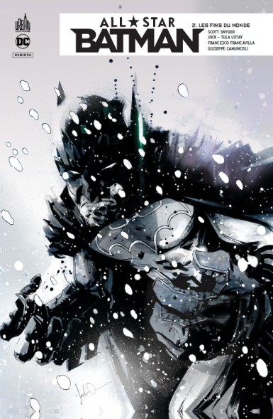 all-star-batman-tome-2