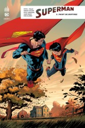 SUPERMAN REBIRTH – Tome 5