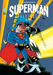 SUPERMAN AVENTURES – Tome 3