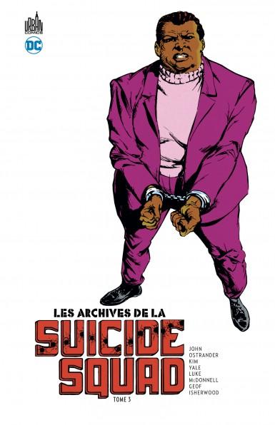 les-archives-de-la-suicide-squad-tome-3